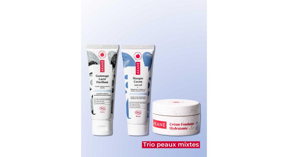 Trio Peaux Mixtes