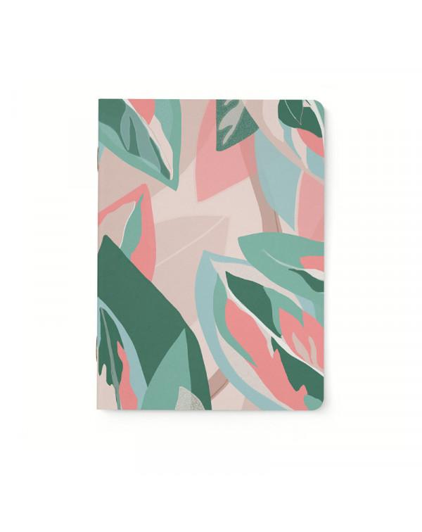 Notebook Jungle Rose -Histoire d'Écrire-