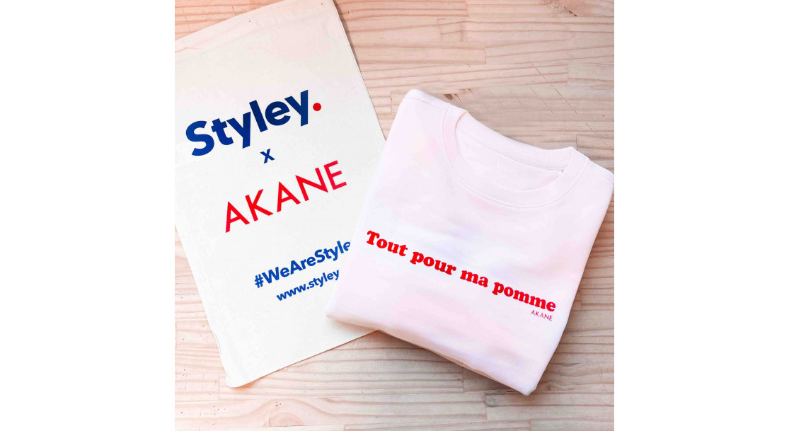 Sweat Rose STYLEY
