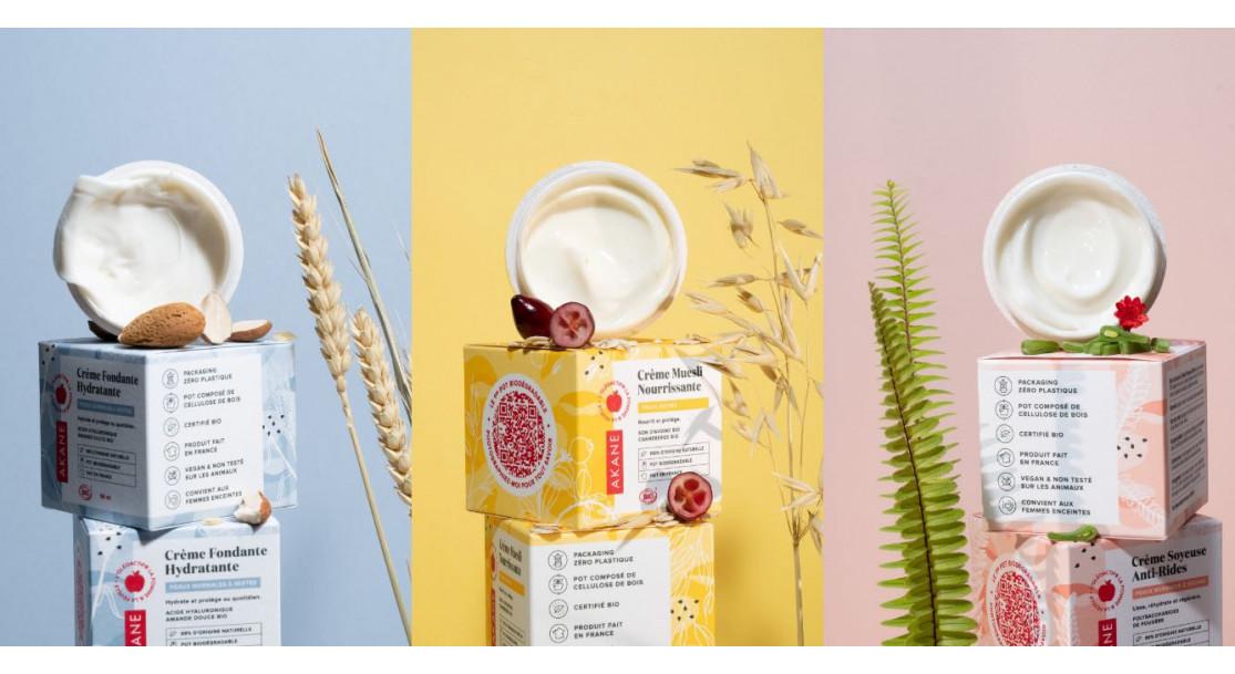 Crème Hydratante Bio et soin pour le visage