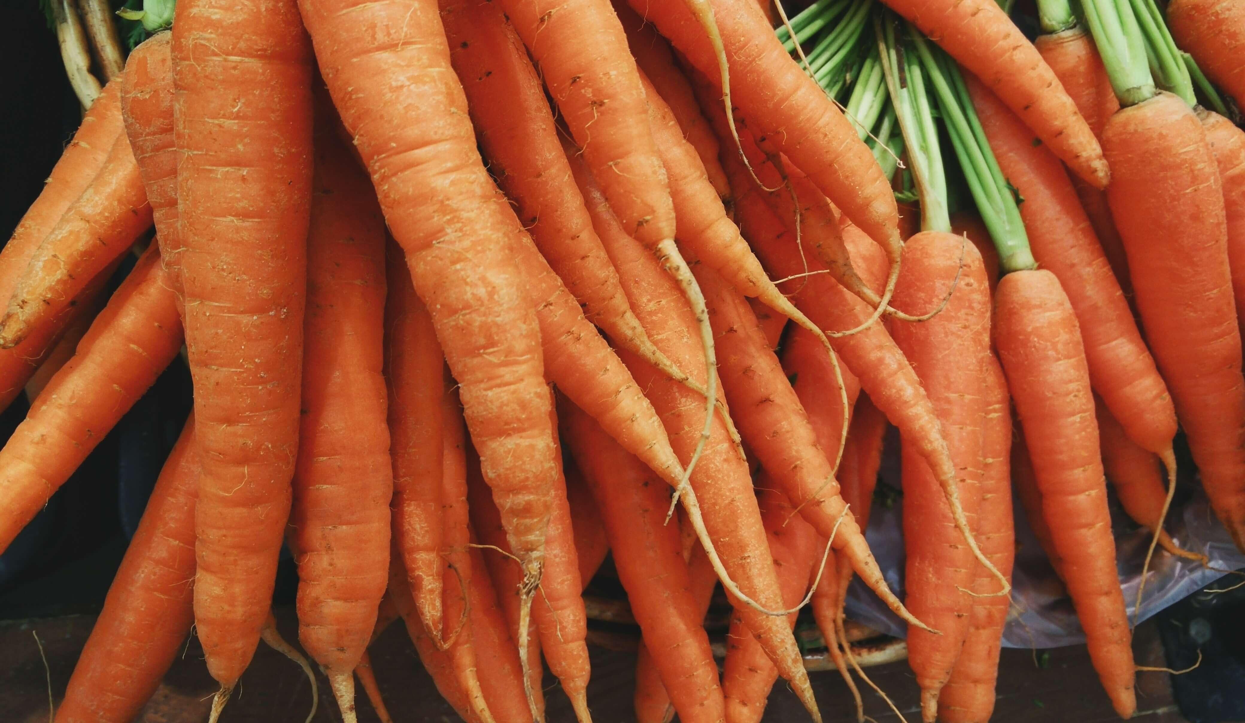 carrots vitamins