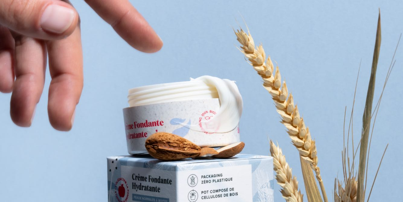 pot crème akane biodégradable